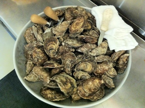 Peasant Cookery: More Oysters.