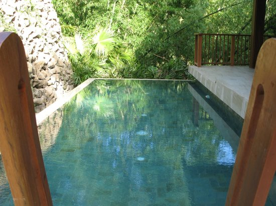 The Farm at San Benito: Narra Pool Villa - your own pool!