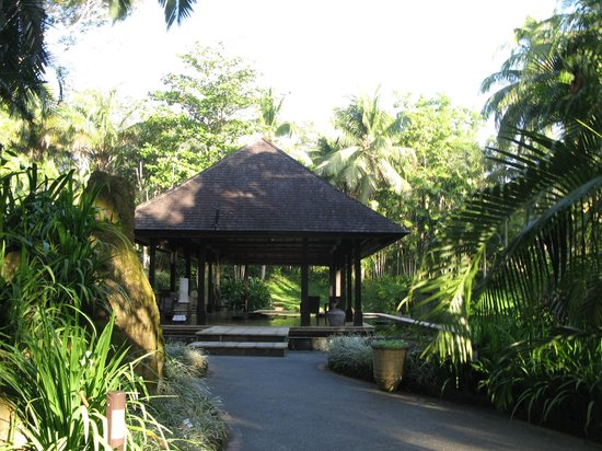 The Farm at San Benito: Yoga Pavillion