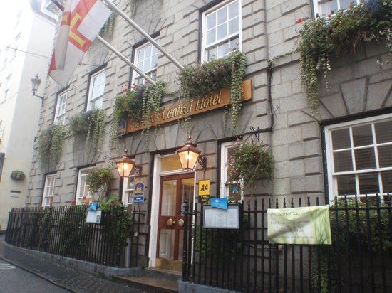 Best Western Moores Central Hotel: Front of the hotel