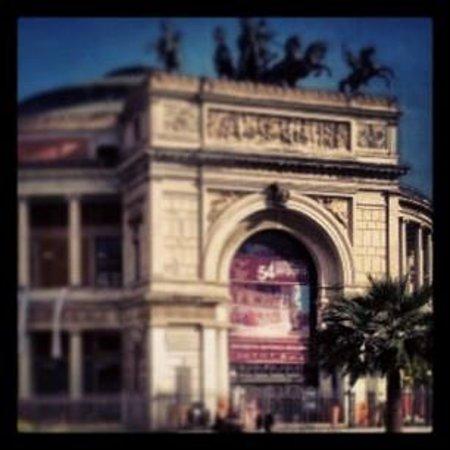 Grand Hotel et Des Palmes: politeama