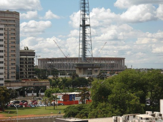 Bonaparte B3 Hotels: Torre de TV e Estadio Mané Garrincha