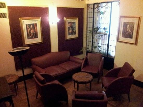 Grand Hotel et Des Palmes: al bar del gattopardo