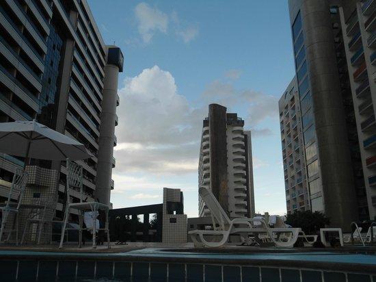 Bonaparte B3 Hotels : Vista da piscina