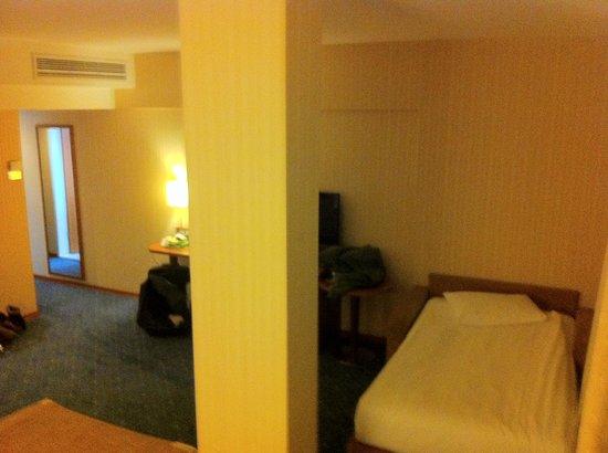 Holiday Inn Istanbul City: tripla vera
