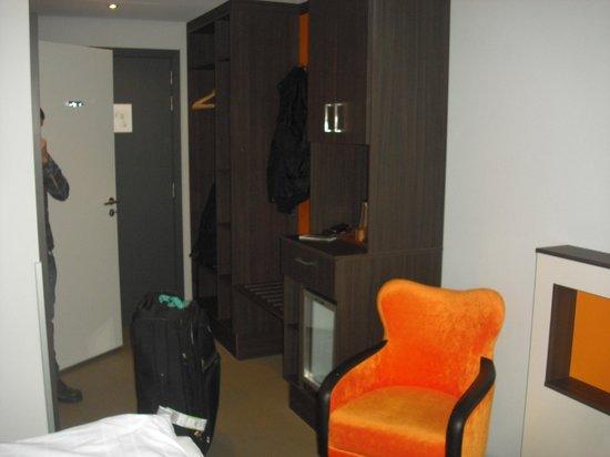 Thon Hotel EU: Quarto