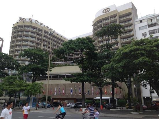 里約熱內盧索菲特考柏卡巴娜酒店照片