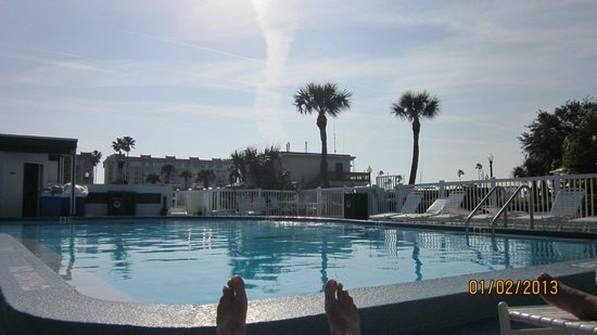 Best Western Plus Yacht Harbor Inn: Pool/Beach area
