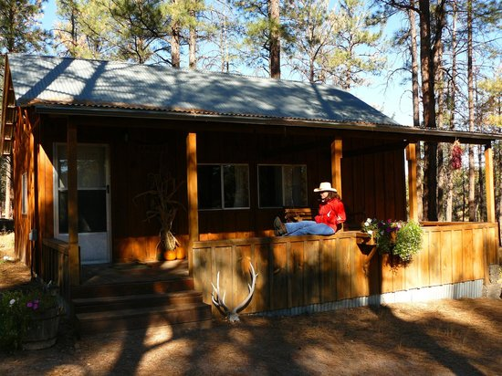 Geronimo Trail Guest Ranch: Just relax and enjoy the magic!
