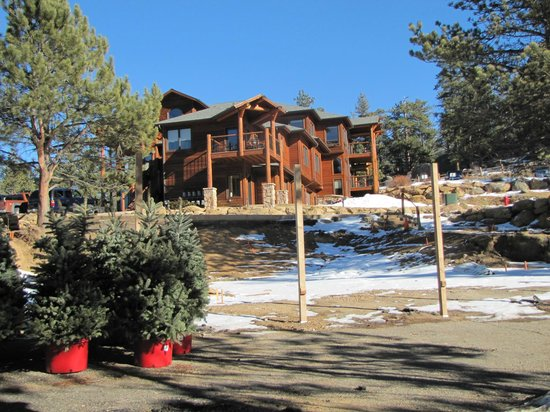 Black Canyon Inn: Our condo