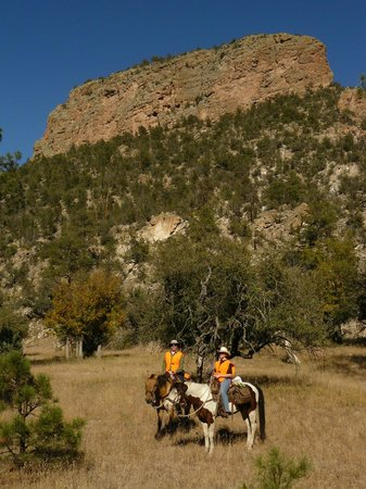 Geronimo Trail Guest Ranch: Incredible trails leading to incredible places