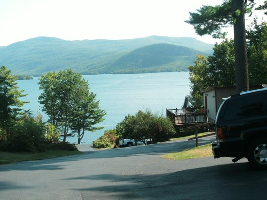 Contessa Lake George Motel & Resort: Beautiful Day