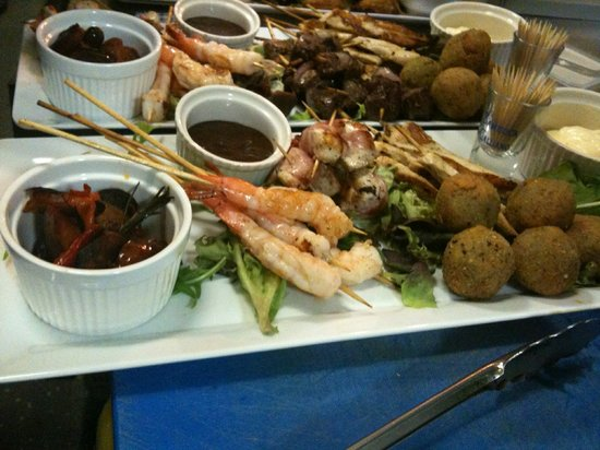 Caffe Belgiorno: Amazing tapas available for functions