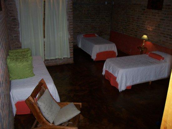 Jasy Hotel: Habitación