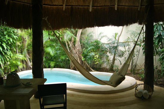 Viceroy Riviera Maya: Private pool