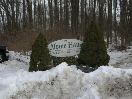 Alpine Haus Bed and Breakfast Inn: Alpine Haus