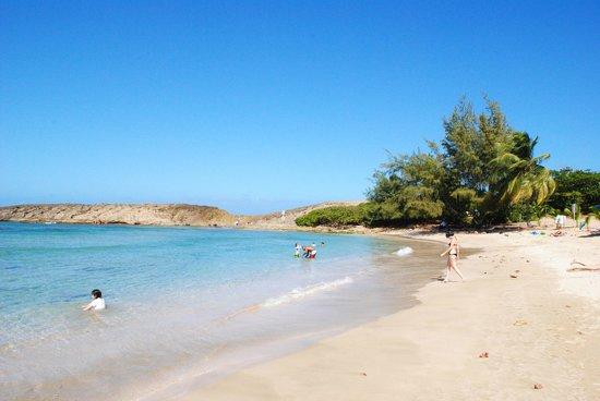 Jobos Beach: beach