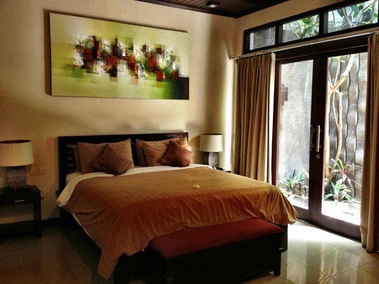 Rumah Santai Villas: bedroom