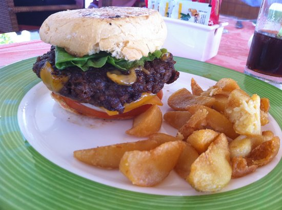 Royalton Cayo Santa Maria: Hamburger Sunset
