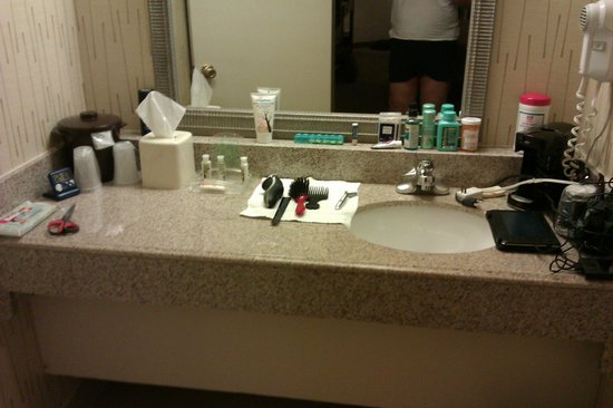 Best Western Plus El Paso Airport Hotel & Conference Center: Plenty of space.