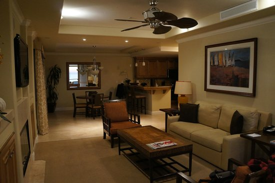 Dolphin Bay Resort & Spa: sweet suite
