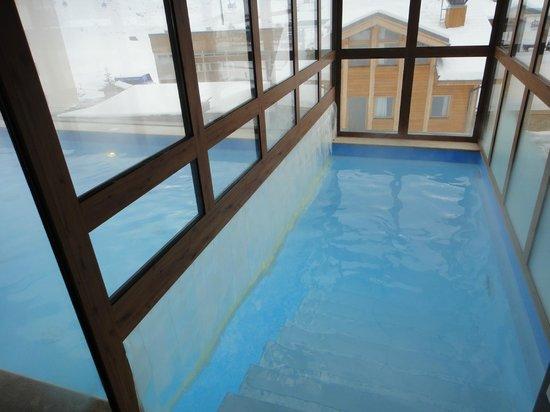 Hotel Les Campanules : piscine