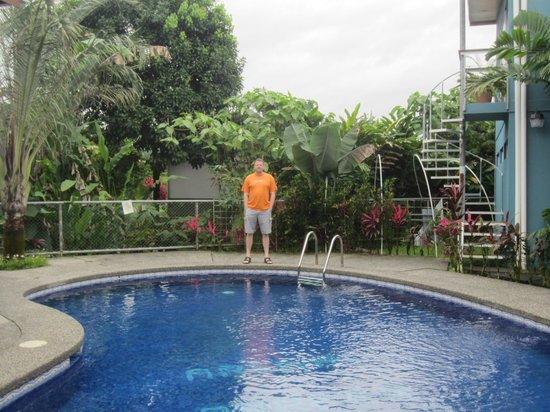 Hotel Arenal Rabfer: Nice pool1