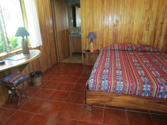 Arco Iris Lodge: Our room