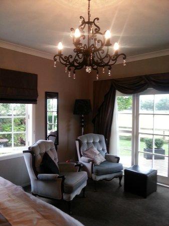 Blairgowrie House: Chocolat Suite