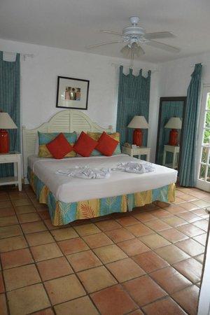 Windjammer Landing Villa Beach Resort: Bedroom