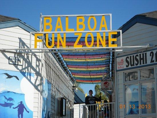 Balboa Fun Zone Newport Beach 2020