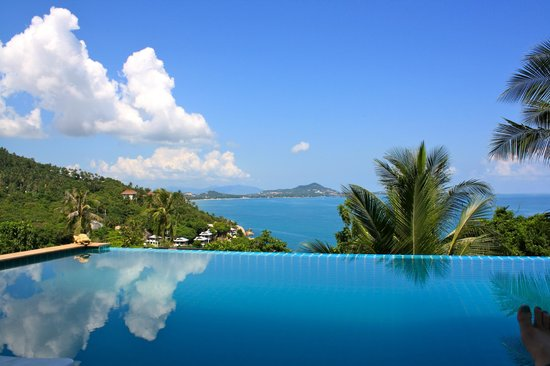 Ban Sua Samui: The View