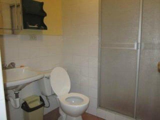 Cusco Plaza Nazarenas: Bathroom