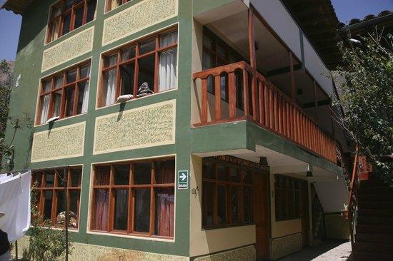Inka Paradise Hotel: Exterior
