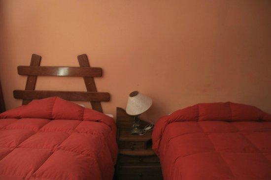 Inka Paradise Hotel: Beds
