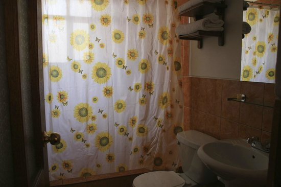Inka Paradise Hotel: Bathroom