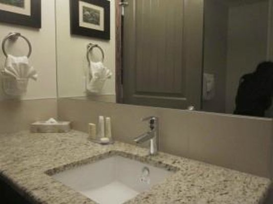 Stoneridge Mountain Resort by CLIQUE: Bathroom sink