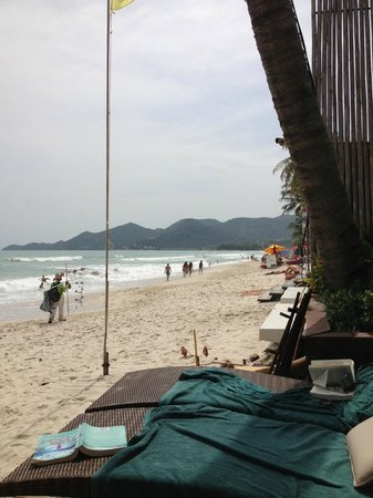 Buri Rasa Village Samui: The Beach Right Side