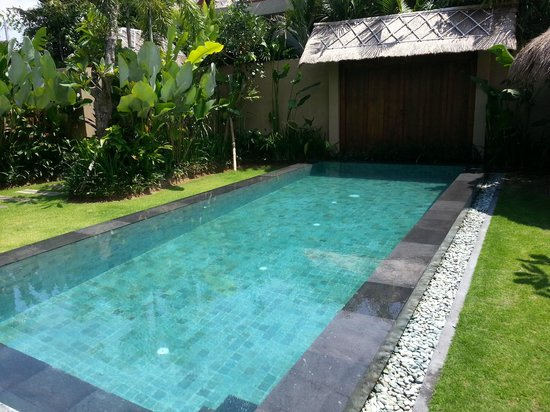 Space at Bali: Swimming pool