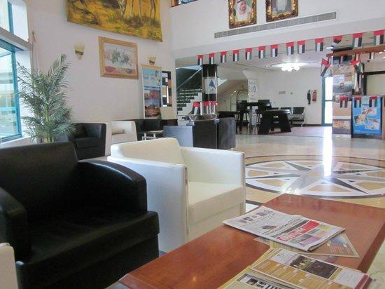 Dubai Youth Hostel : Lobby