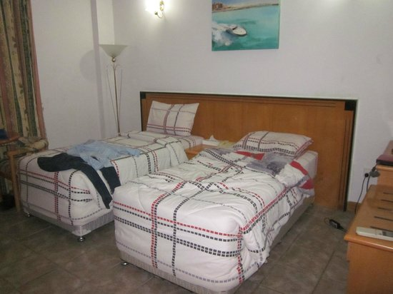 Dubai Youth Hostel : Private room