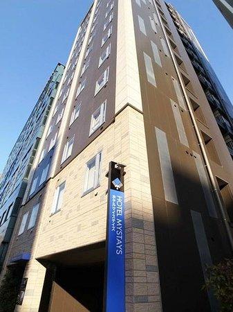 Hotel MyStays Hamamatsucho : exterior