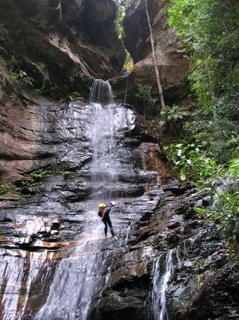 High 'n Wild Mountain Adventures: high and wild canyoning