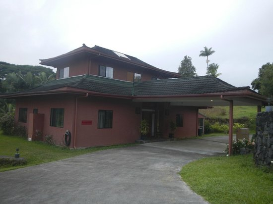 The Inn at Kulaniapia Falls: Main house