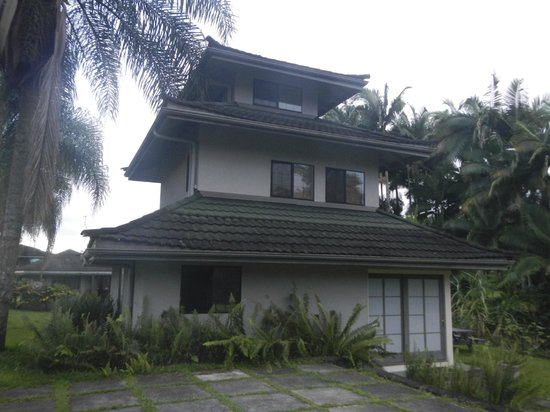 The Inn at Kulaniapia Falls: Pagoda residence