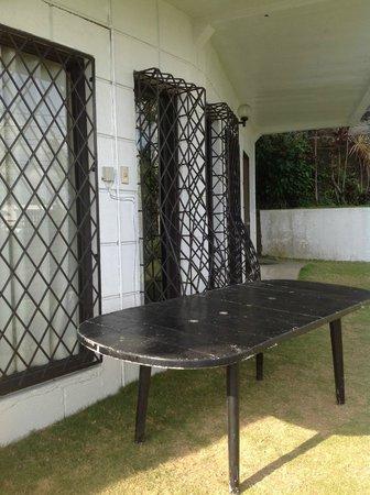 Tagaytay Lake View Villa : Garden