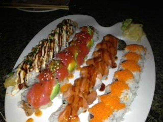 Konnyaku: Sushi