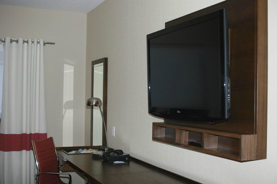 Four Points by Sheraton Edmonton Gateway: TV