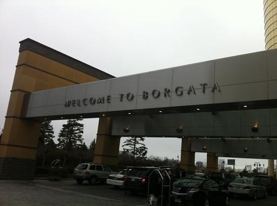 Borgata Hotel Casino & Spa: main entrance