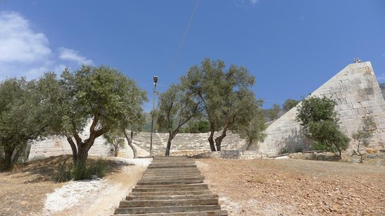 Hellenistic Theatre: small and recently renovated